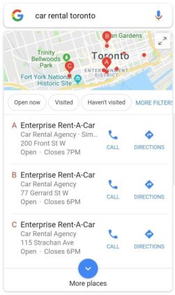 Done For You Google My Business Ranking Services