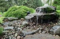 Landscape Water Features | Backyard water features ...