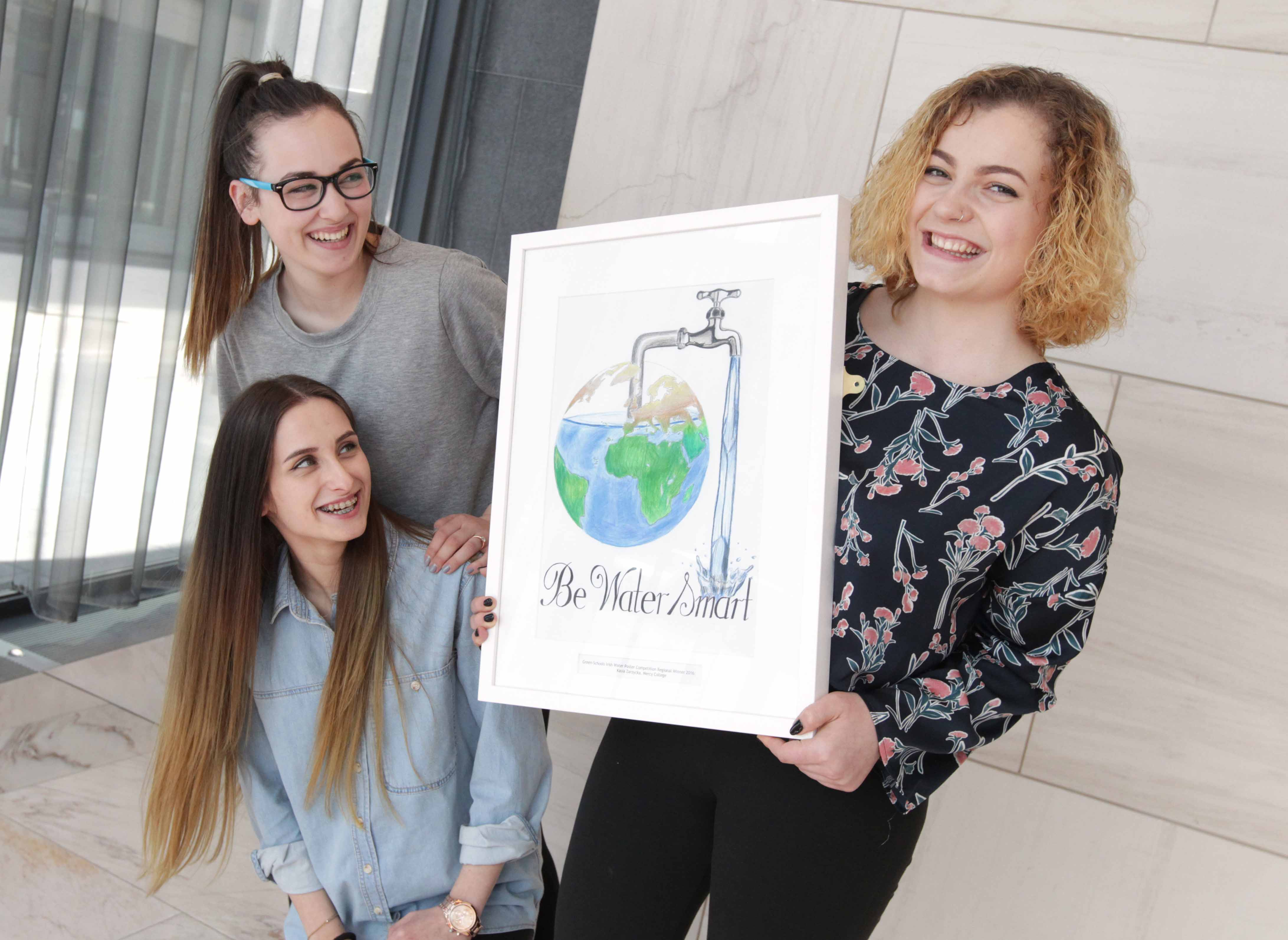 https greenschoolsireland org water poster competition 2017