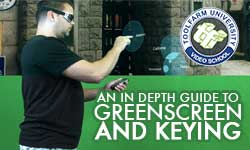 In Depth Guide to Green Screen and Keying Introduction