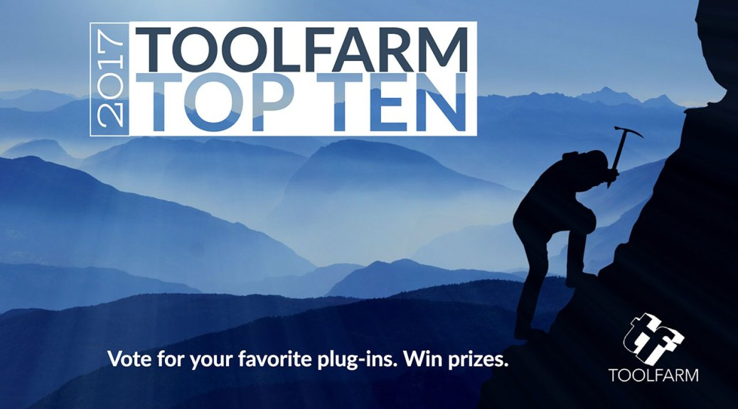 Toolfarm Top Ten 2017