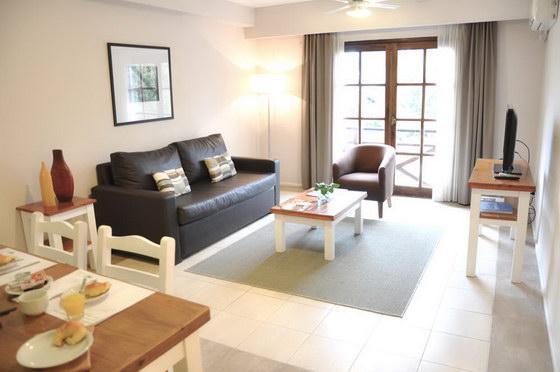 Green Sea Apart Hotel Pinamar 2 Ambientes