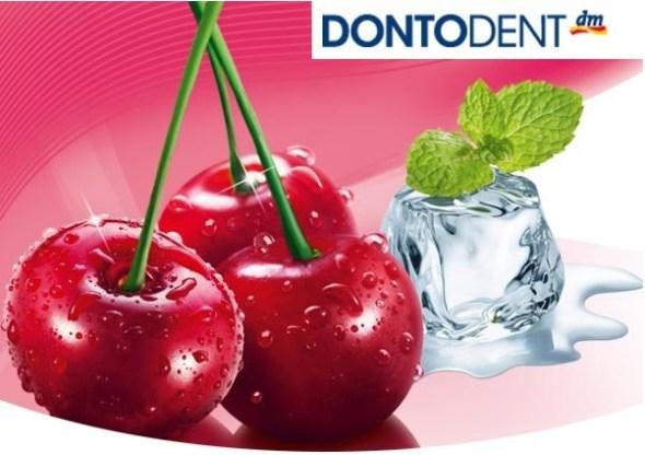 donto dent cherry mint promo