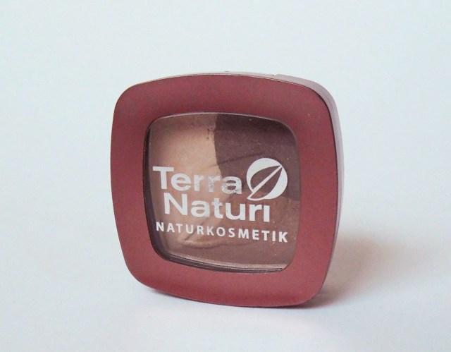 Terra Naturi Metallic Trio Eyeshadow Coffee Party Naturkosmetik Müller