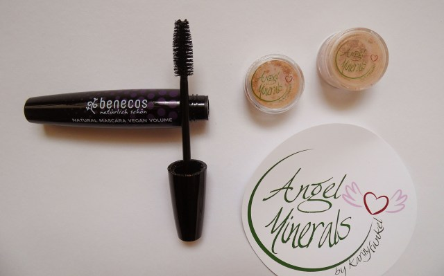 vegan box beauty April 2015 dekorative Kosmetik