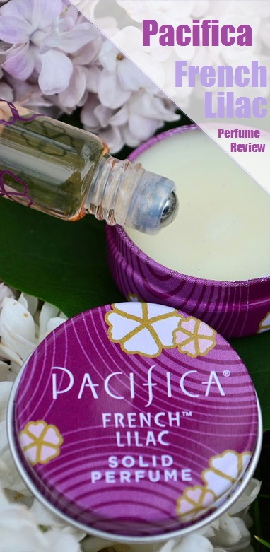 Pacifica French Lilac Solid Perfume Flieder Naturparfum