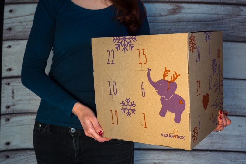 Vegan Box Adventskalender 2017