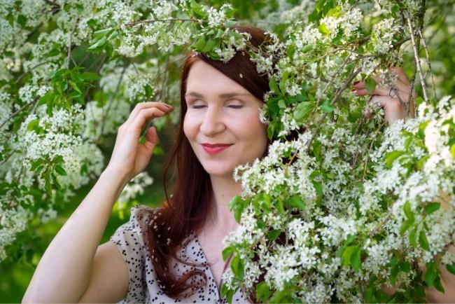 Couleur Caramel Essence de Provence Portait Blüten