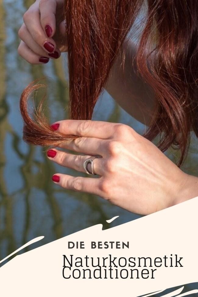 Gute Naturkosmetik Conditioner natürliche Haarpflege vegan