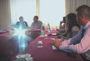 Holiday Inns Algeciras - Meetings