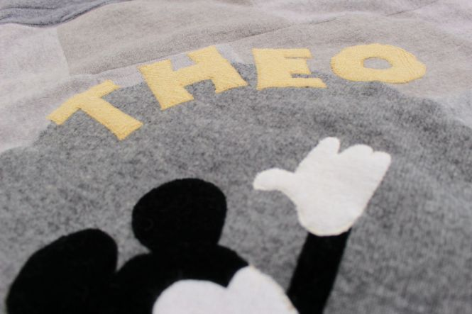 Mickey and Theo