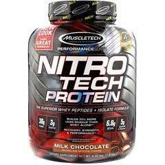 نيترو تك اي هيرب nitro tech من muscletech