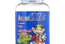 فيتامين gummies للاطفال