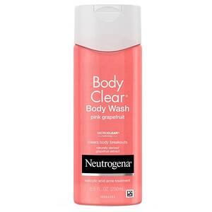 5 - غسول نيتروجينا للجسم بأنواع مختلفة جيل للاستحمام بروائح منعشة