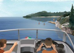 Safe Boating, Responsible Boating and Sharing the Waterways