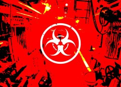 A LITTLE TIP ON BIOHAZARD SIGNS