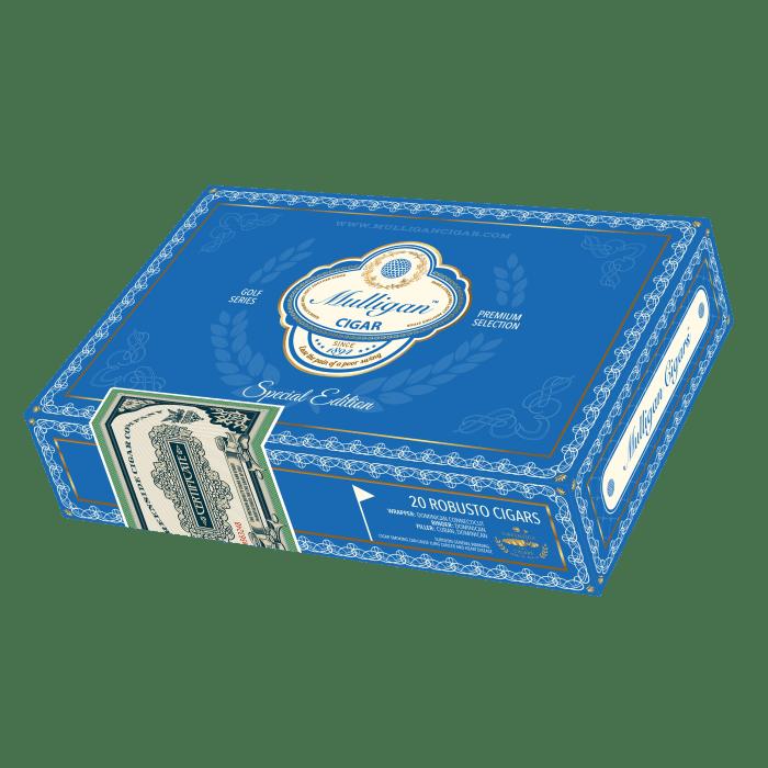 Mulligan Cigar Box