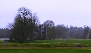 Birr Castle Telescope