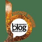 Bronze Winner of Blog Awards