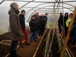 Indoor & Outdoor Shelters at Knocknaheeney/Hollyhill Community Garden