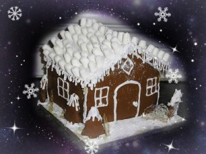 Gingerbread House (PM)