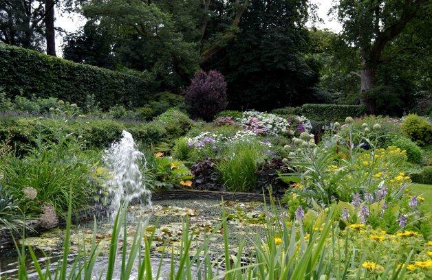 Newtownbarry Sunken Gardens