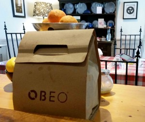 OBEO - A Solution to our Kitchen Food Waste?