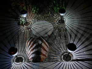 Garden Solar Lights - photo credit: marada via photopin cc