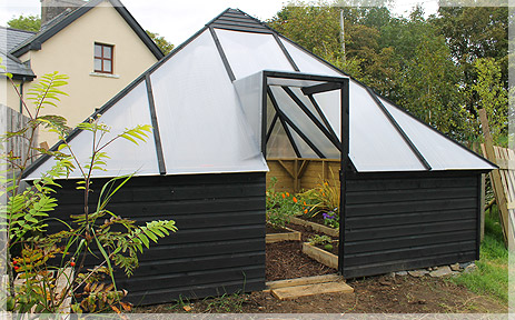 Hot House from Polytunnels Ireland
