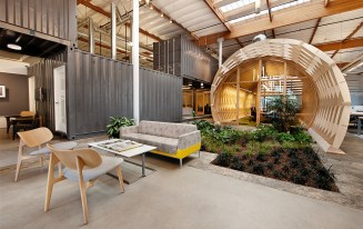 Office_Culver City California_Cuningham Group