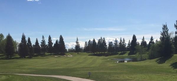 Wildhawk Golf Club Sacramento California Hole 18