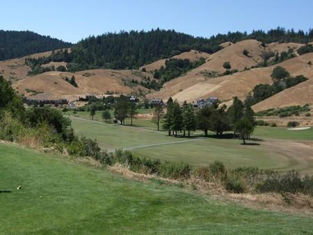 San Geronimo Golf Course San Geronimo California Hole 10