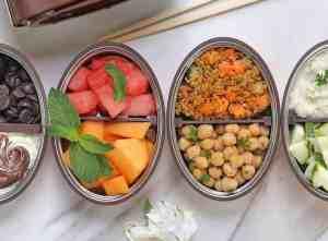 Healthy Lunchbox Recipes (Pasta, Quinoa & even Chocolate)
