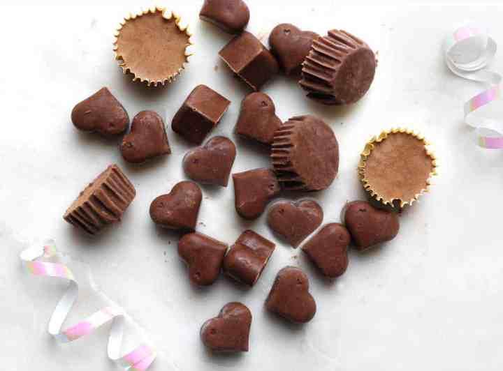 3-ingredient Chocolate Protein Workout Bites (White Beans + Chocolate)