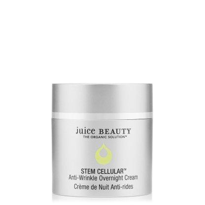 juice beauty organic anti wrinkle overnight cream