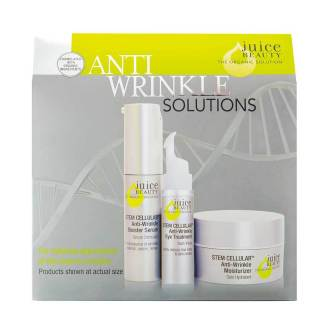 anti wrinkle solutions kit