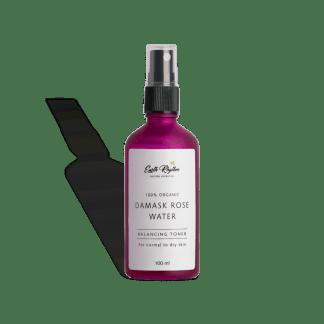 damask rose water