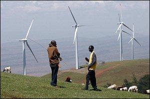 Kenya Wind