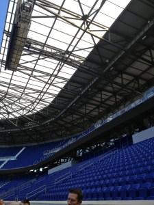 Red Bull Arena Translucent Roof
