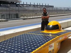 Edgar:Solar Car
