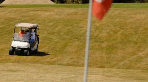 Brown golf NPR