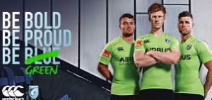 Cardiff Blues Green Canterbury