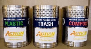 Yankee Stadium compost