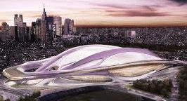 Hadid Tokyo 2020