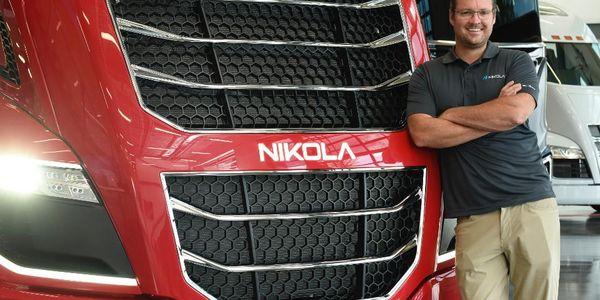 Trevor Milton - Nikola Motor