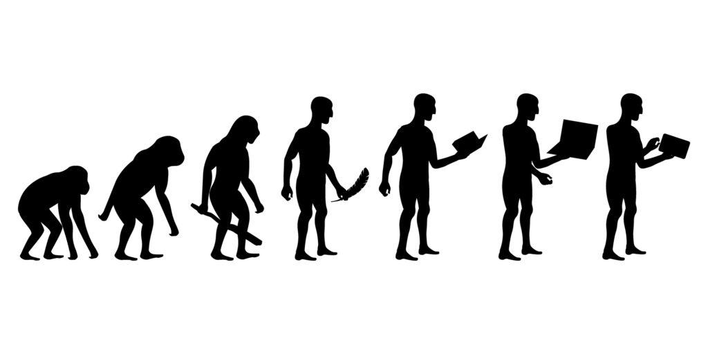 Эволюция человека: от первобытного сознания к зеленому. Экология человека.