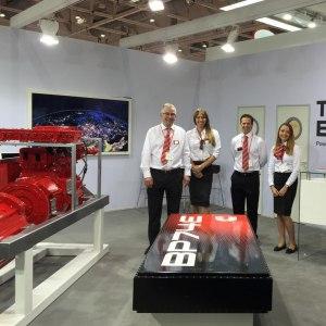На выставке Battery Show Europe 2018 в Ганновере Cummins представил свою аккумуляторную продукцию