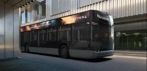 Arrival представила концепцию своего электробуса