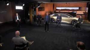 Состоялась мировая премьера премиум электромобиля Lucid Air - быстрее, дальше, комфортнее