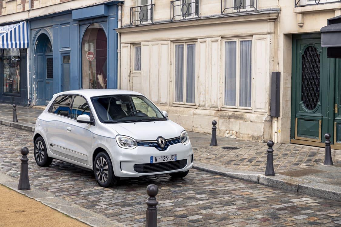 2020 — New Renault TWINGO Electric